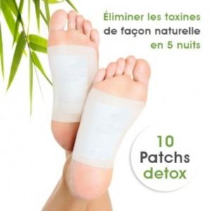 10 PCS Detox Foot Pads Patch